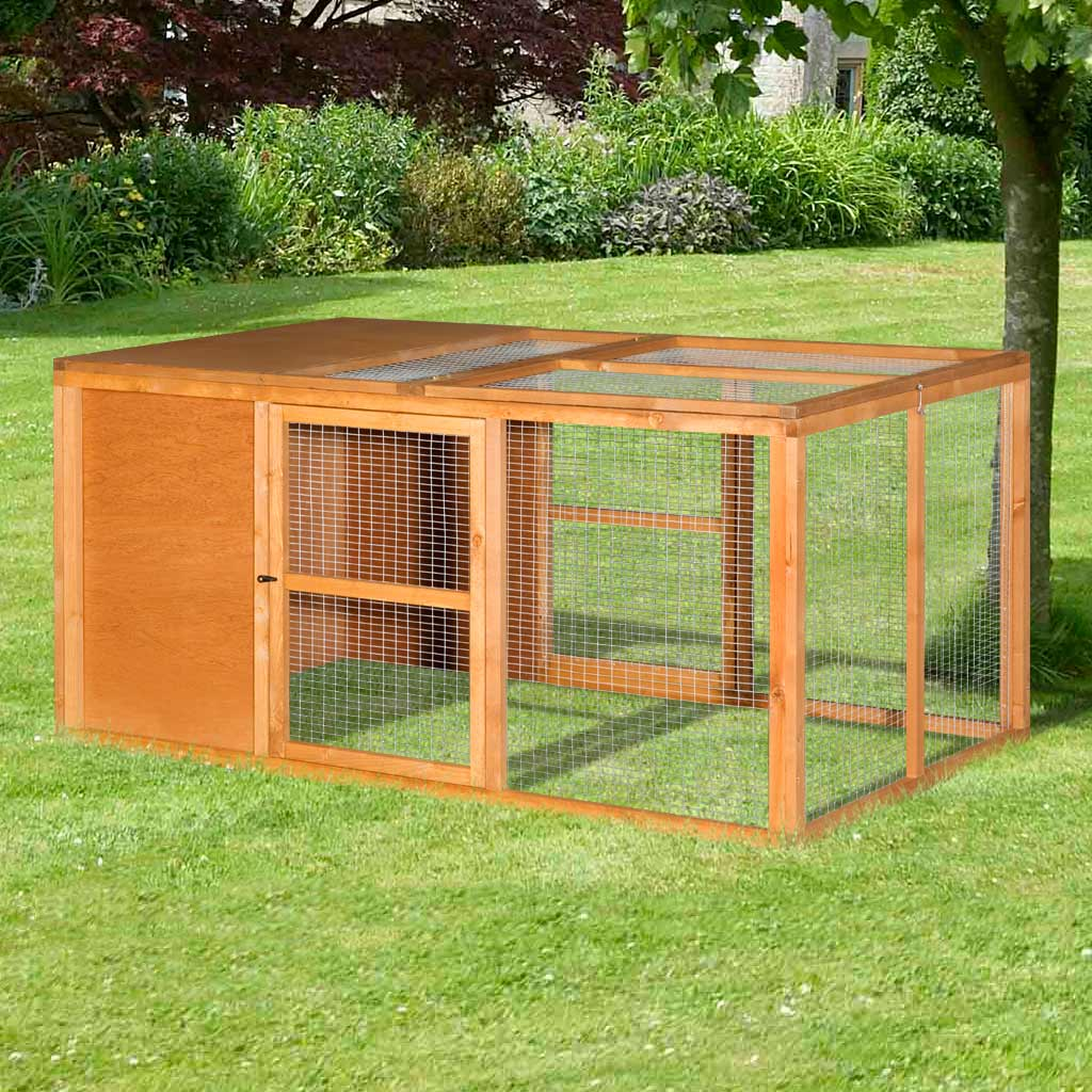 ... Outdoor Rabbit Runs | Value Rabbit Run for Sale | Wooden Rabbit Run UK