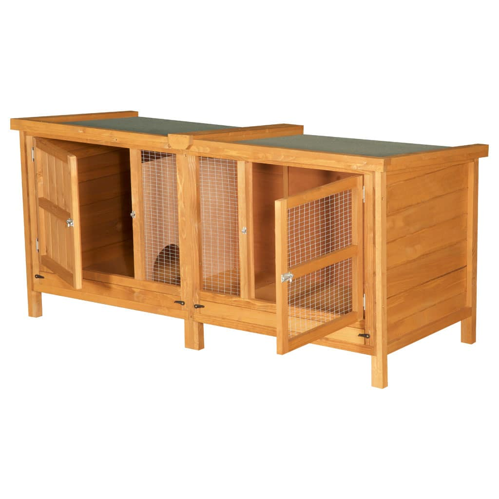 Home Amp Roost 6ft Chartwell Single Luxury Rabbit Hutch