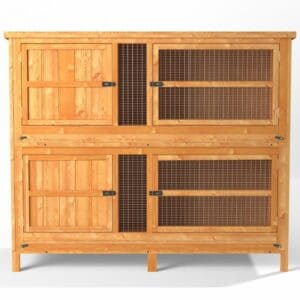 4ft Chartwell 2-Tier Guinea Pig Hutch