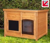 Dog Kennel Wooden Bodmin Bed Outdoor Dog House Quality