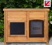 Dog Kennel wooden Bodmin Bed Outdoor Dog_House_Good_Quality
