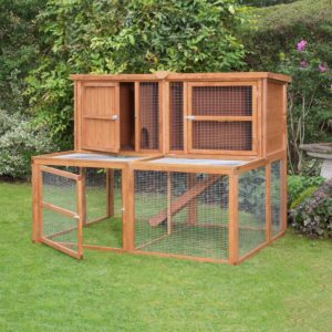 5ft Rabbit Hutches