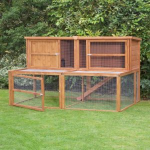 6ft Rabbit Hutches