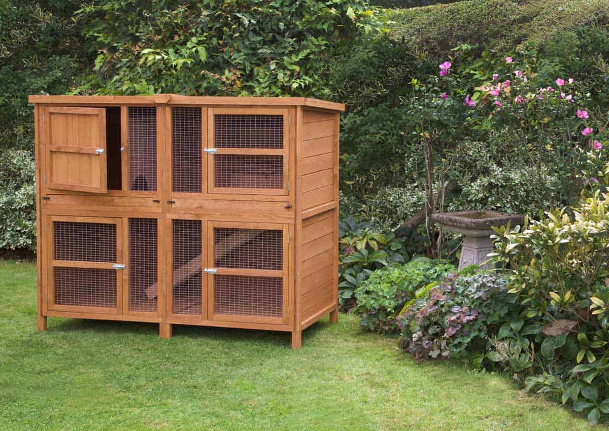 Home Amp Roost Rated No 1 Rabbit Hutch Shop By Our Customers