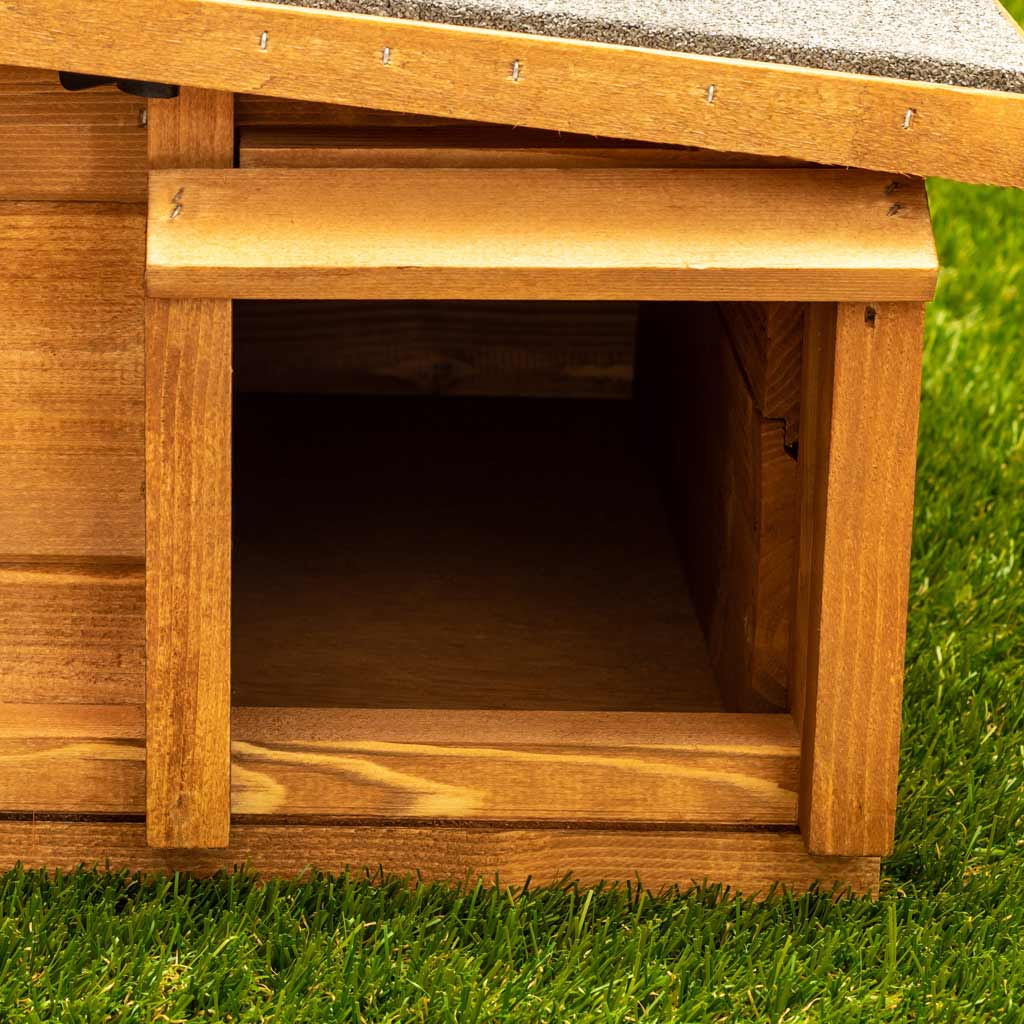 Home And Roost Predator Proof Hedgehog House And