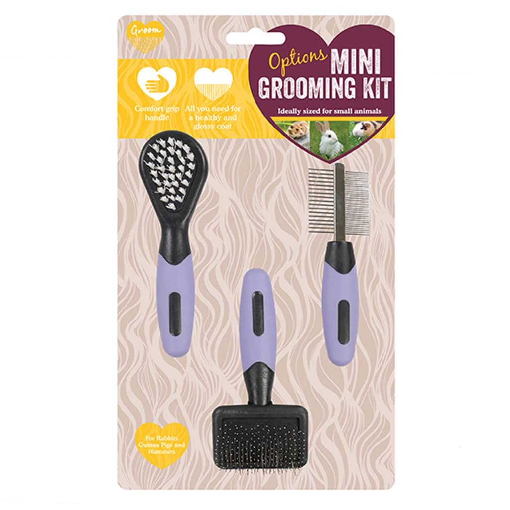 Rosewood Options Mini Grooming Kit