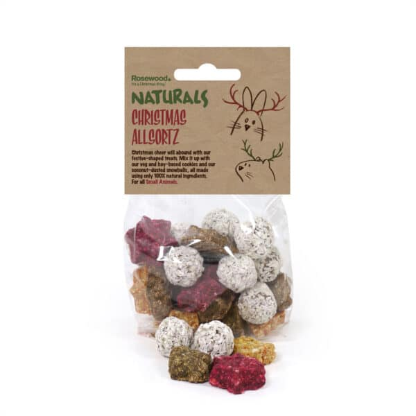Rosewood Naturals Christmas Allsortz