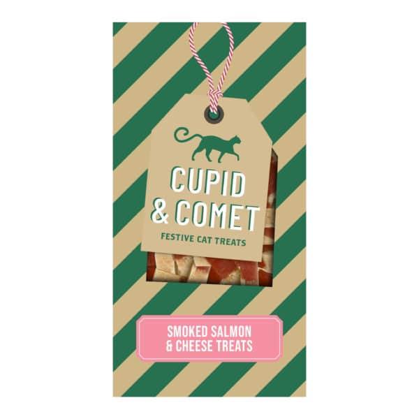 Cupid & Comet Festive Cat Treats